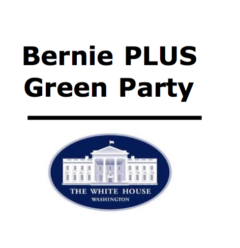 Bernie and Green Party