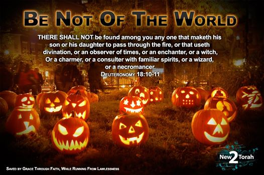 Why Is Halloween Celebrated On October 31st