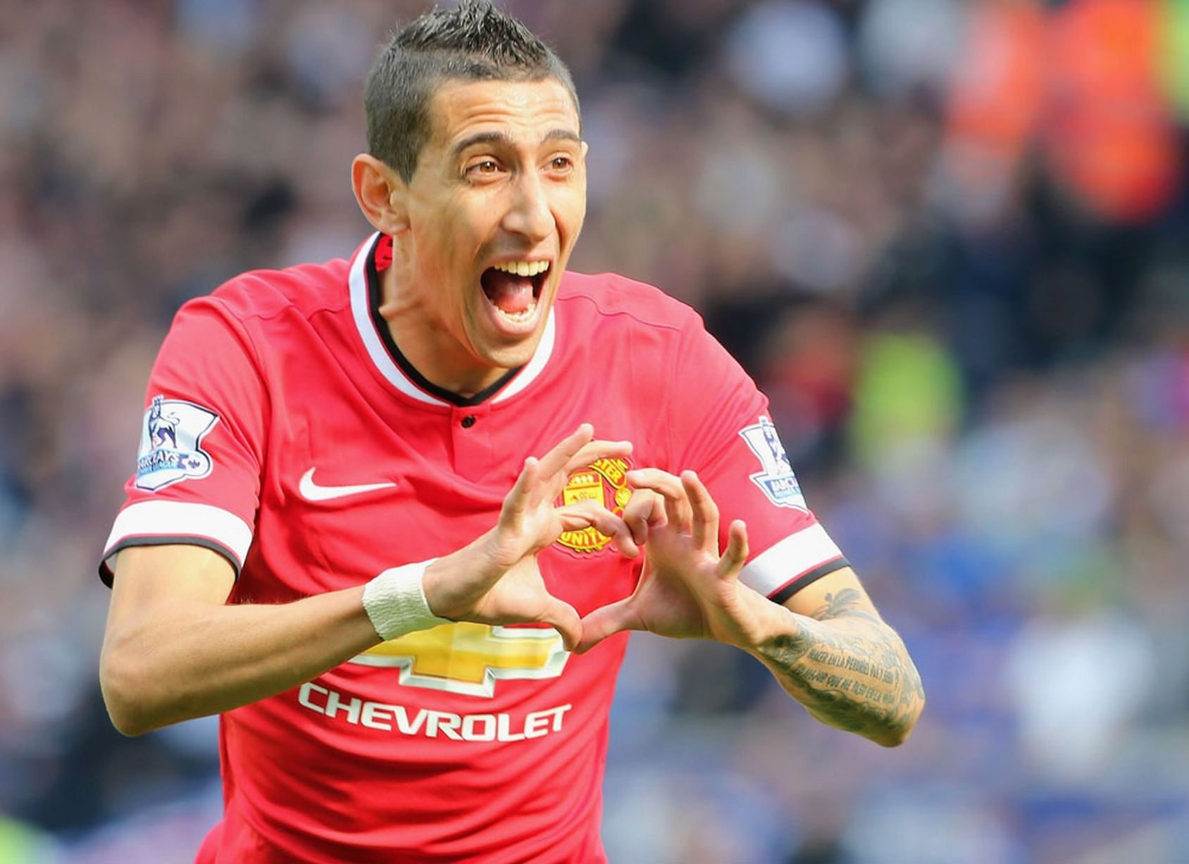 An open letter to Manchester United fans from Angel di Mara