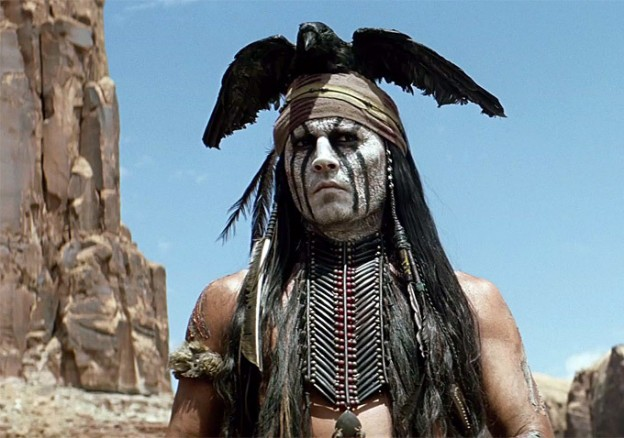 Image result for Johnny Depp tonto