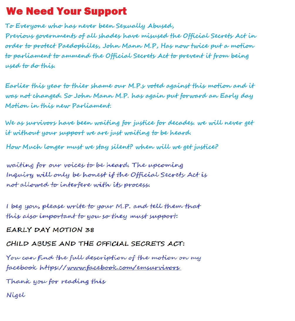 Letter to everyone open letter expocarfo Choice Image