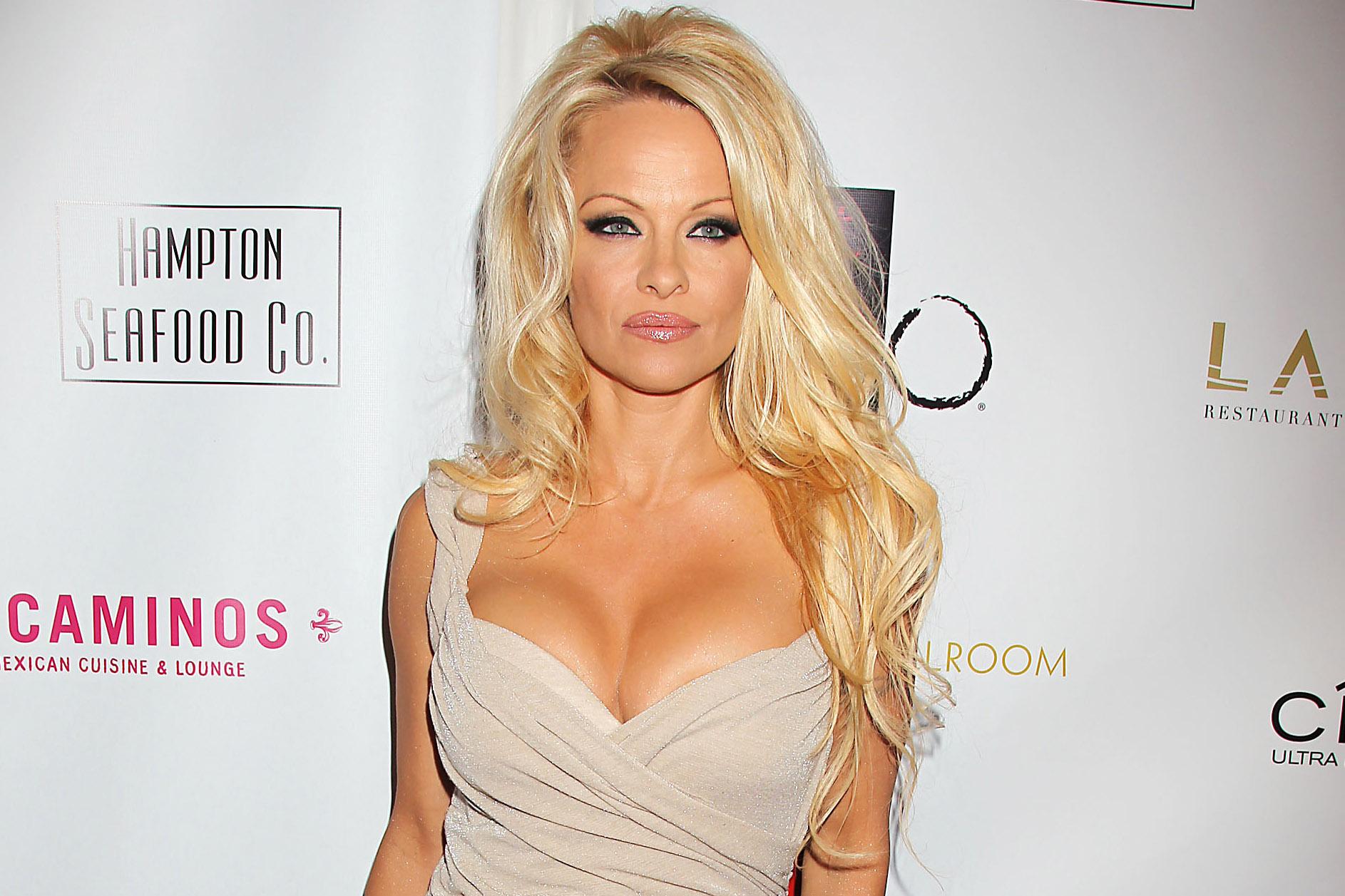 Date 9 Jul 2015 Pamela Anderson
