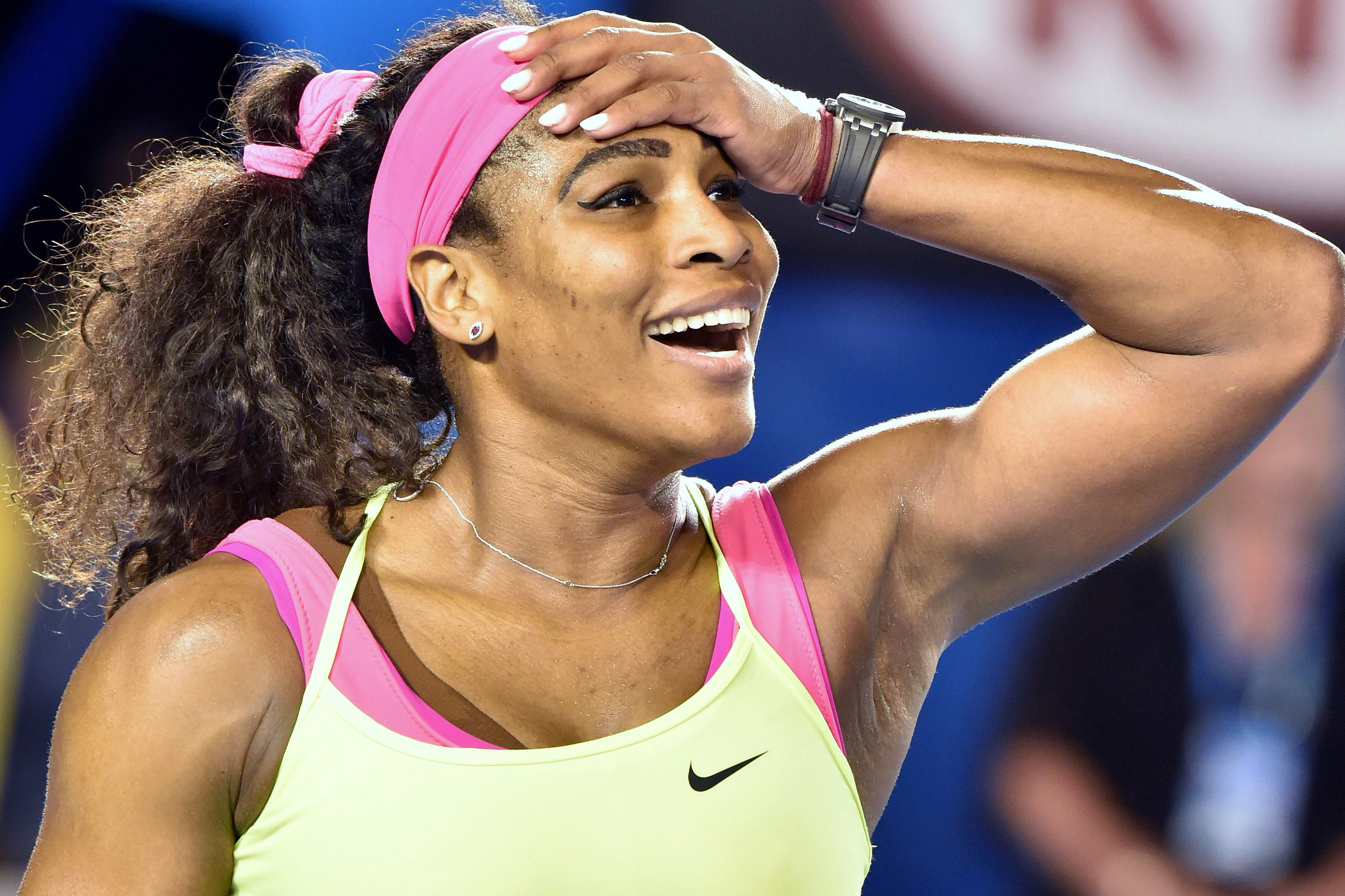 An Open Letter to Serena Williams