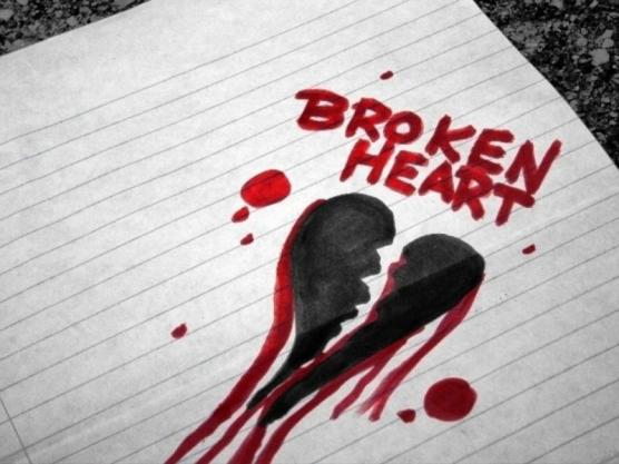 Suicide Letter from a Broken Heart