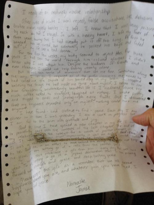 read when letters for boyfriend