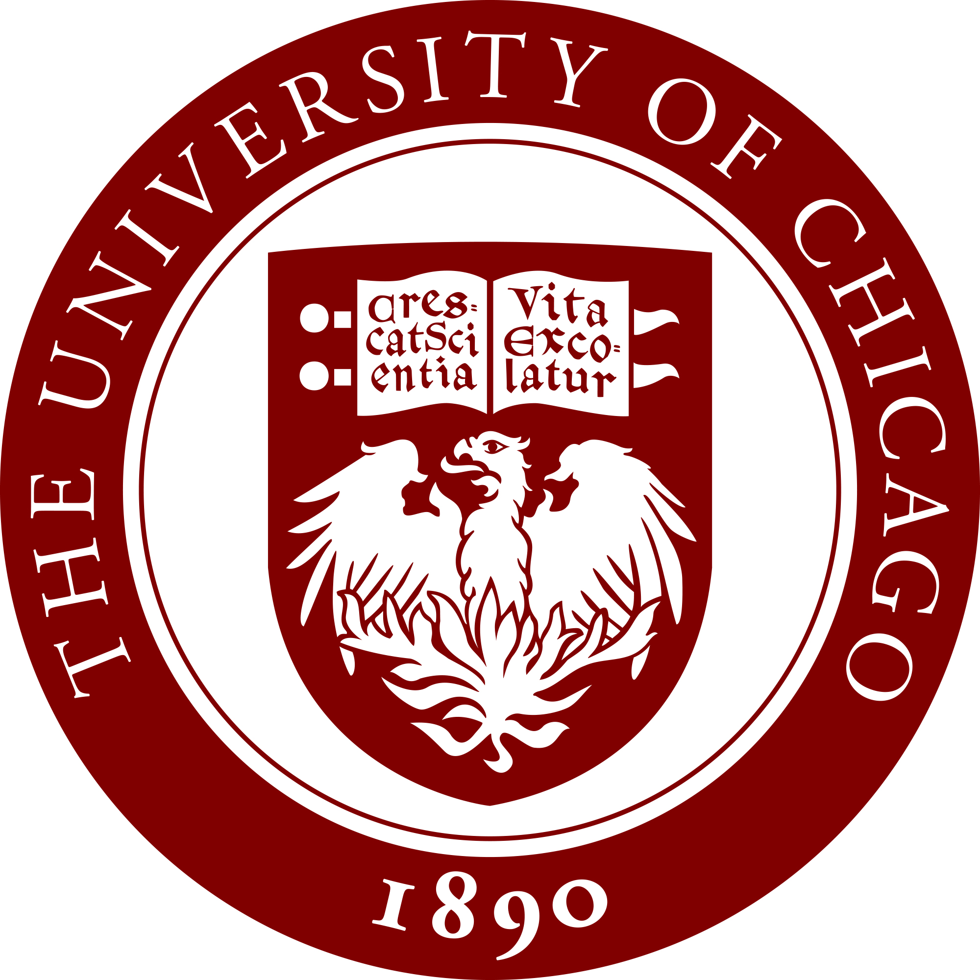 Image result for university of chicago school logo