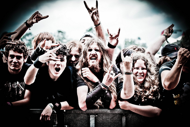 dating for heavy metal fans A study conducted by a dating website finds that metal fans are less likely to cheat than other music fans.
